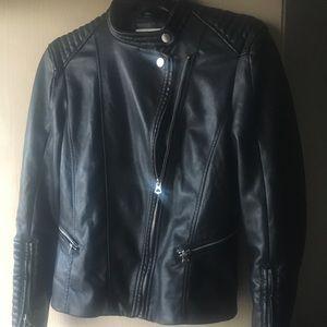 H&M leather/pleather Jacket